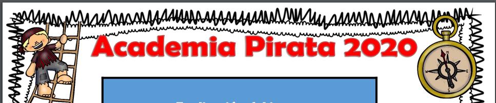 Academia pirata 2020
